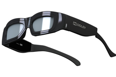 Dolby outs its next-generation 3D Glasses