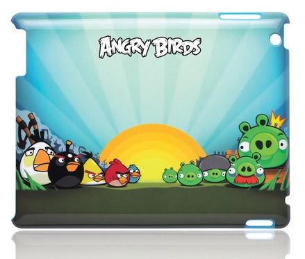 Gear 4 Angry Birds Family iPad 2 case