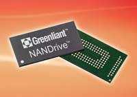 Greenliant's NANDrive World's First Single-Package SATA SSD