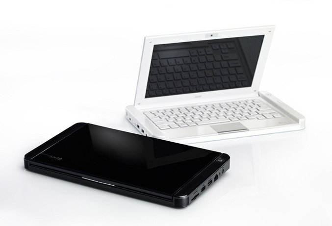 Hercules unveils new eCAFE Netbooks