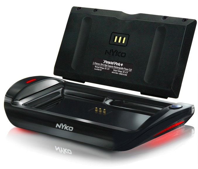 Nyko Power Pak+  doubles battery life of Nintendo 3DS