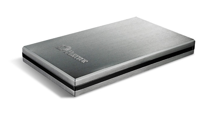 Plextor announced the PX-PH500U3 - 500GB USB 3.0 portable hard drive