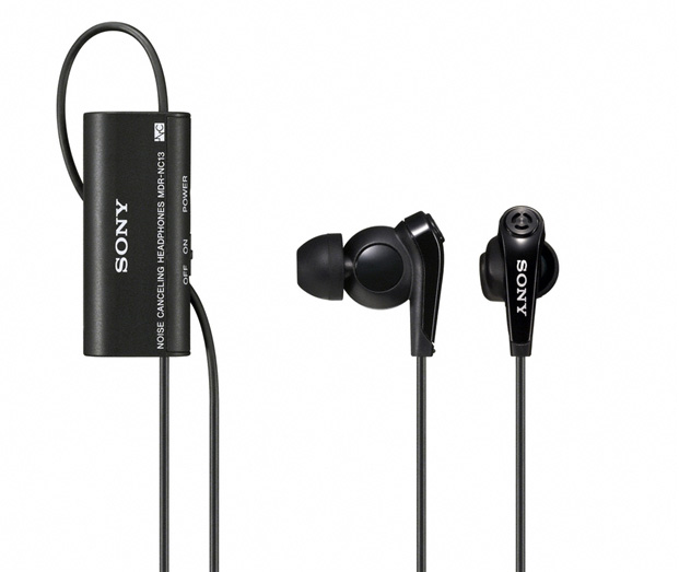 Sony MDR-NC13 noise cancelling in-ear headphones