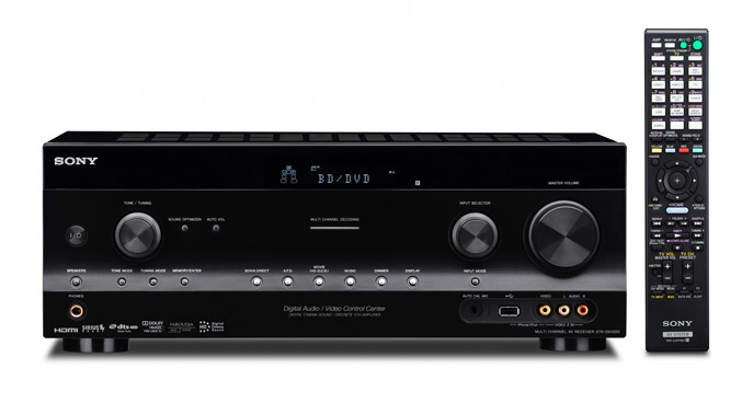 Sony STR-DN1020 7.2 channel AV Receiver