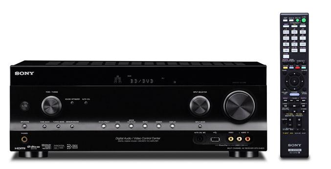 Sony STR-DH720 7.1 Channel AV Receiver