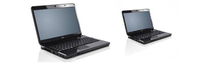 Fujitsu Lifebook LH701 and LH531