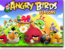 Angry Birds Seasons Easter Update available