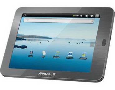 Archos Arnova 8 Tablet