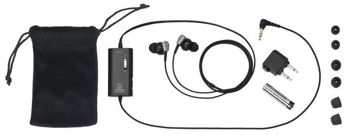 Audio-Technica ATH-ANC23 headphones