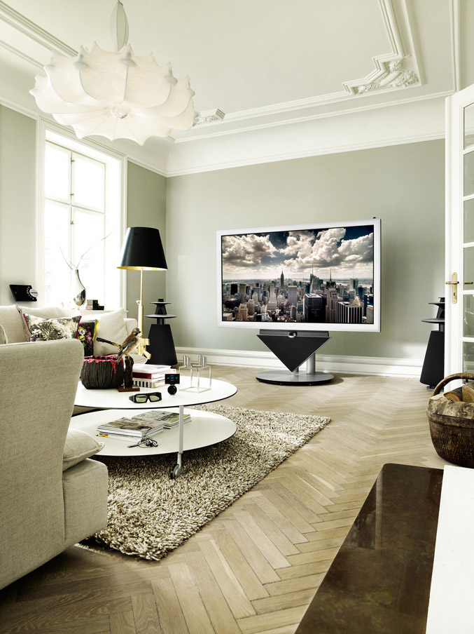 BeoVision4 85-inch plasma TV