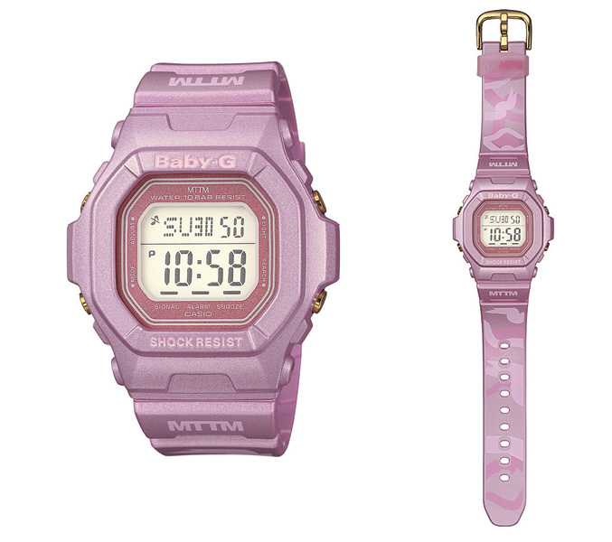 Casio BG5600MOB-4