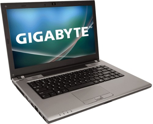 Gigabyte GS-AH6G3N notebook