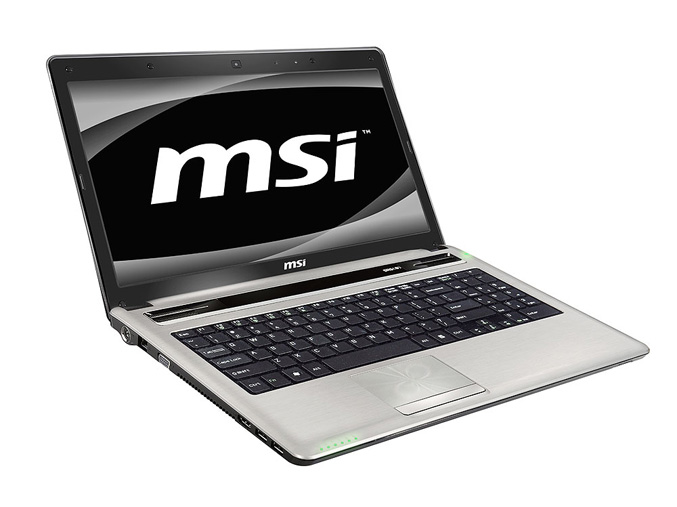 MSI CX640MX laptop