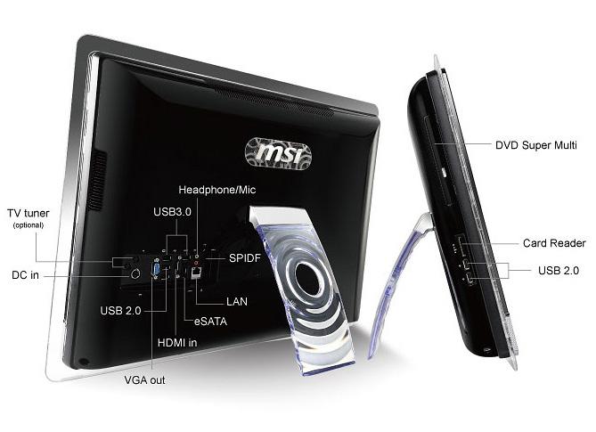 MSI Wind Top AE2410