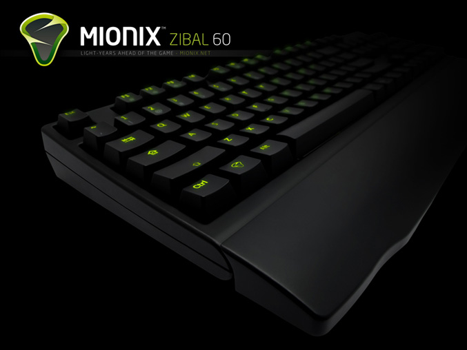 Mionix Zibal 60 Mechanical keyboard