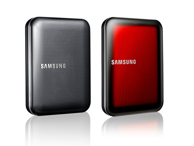 Samsung Portable USB 3.0 extrenal hard drives