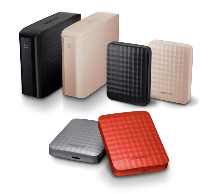 Samsung USB 3.0 external drives