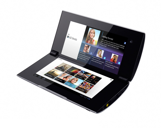 Sony S2 Android tablet