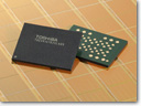 Toshiba announced 24nm process embedded-NAND flash memory