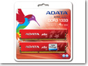 ADATA adds new low-voltage DDR3-1333 memory kits