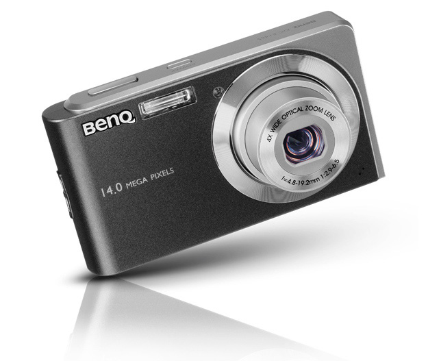 BenQ adds 14-megapixel E1465 digital camera