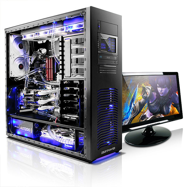 iBuyPower announces Erebus series liquid-cooled gaming desktops