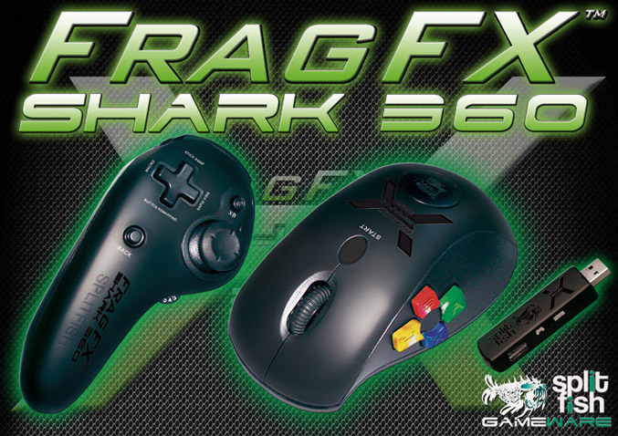 FragFX SHARK 360
