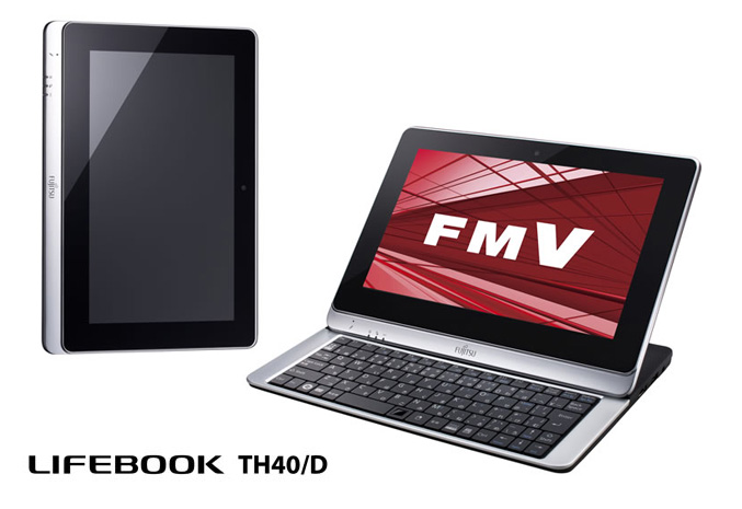 Fujitsu LifeBook TH40/D slider tablet