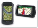 Garmin Montana rugged handheld GPS