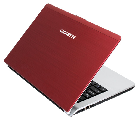 Gigabyte reveals Booktop M2432 notebook