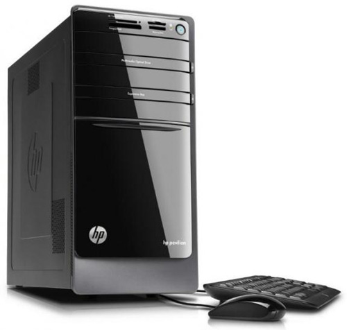 HP Pavilion p7 series