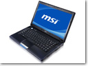 MSI CR460 notebook