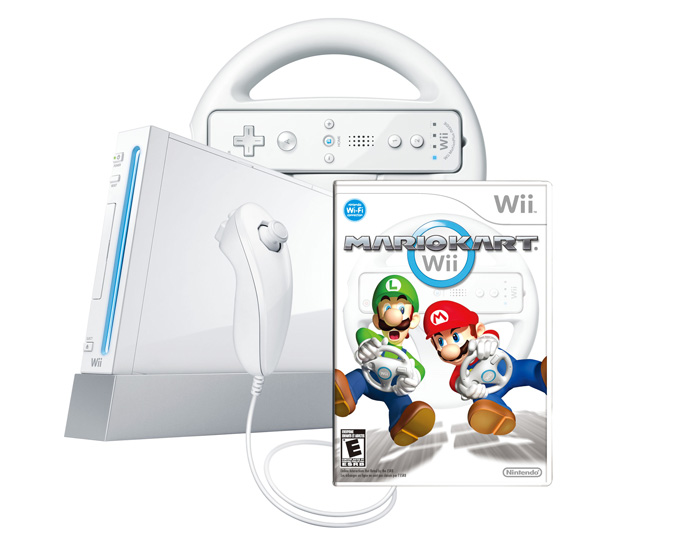 Nintendo New Wii package