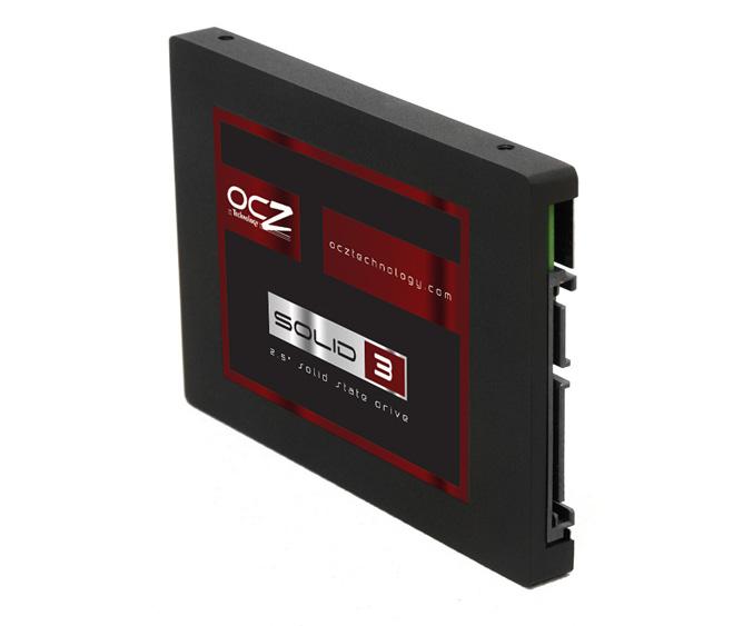 OCZ Solid3 SSD
