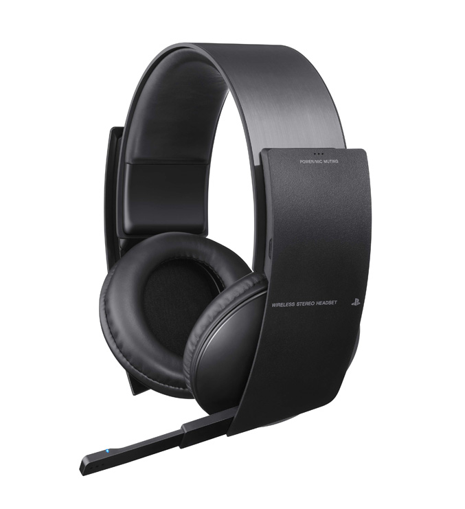 Playstation 3 Official Wireless Stereo Headset