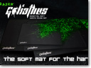 Razer intros redesigned Goliathus mouse mat