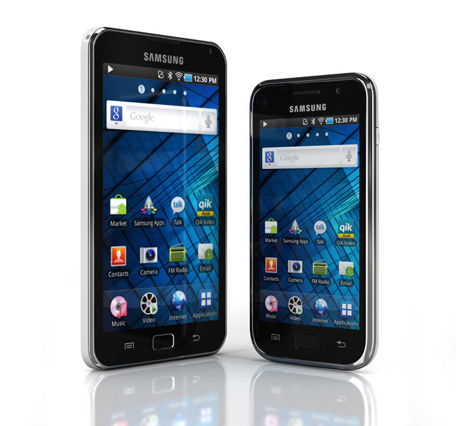 Samsung Galaxy S WiFi 4.0 and 5.0 smart players