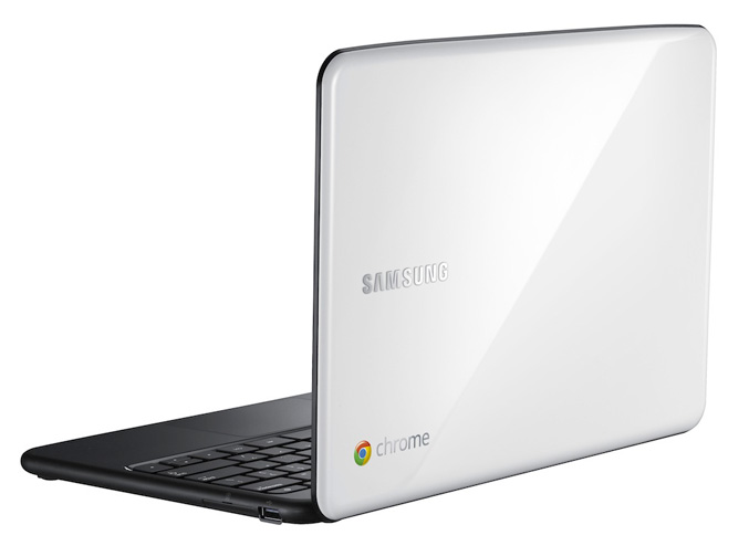 Samsung Series 5 Chromebook White