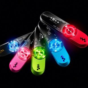 Sony's new Walkman NWZ-B160 MP3 players