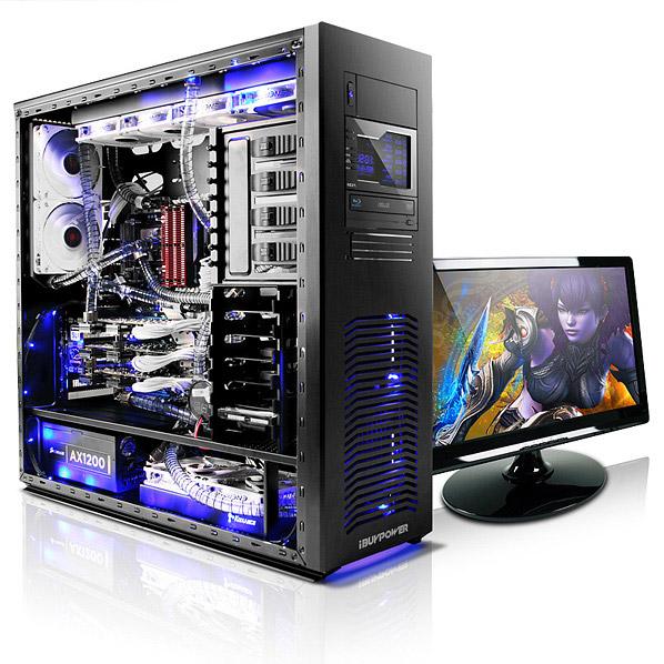 iBuyPower Erebus gaming desktop