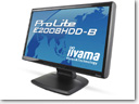 iiyama with new 20-inch ProLite E2008HDD ECO Monitor