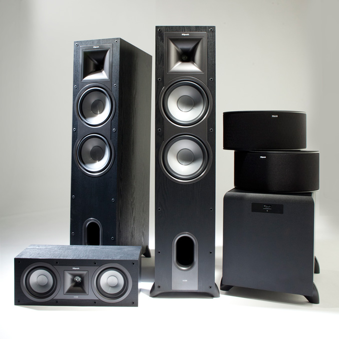 Klipsch's new Icon series speakers