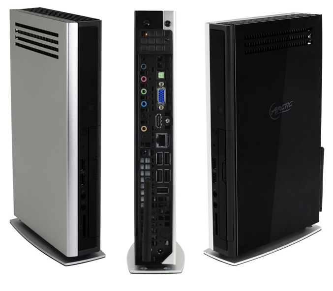 Artic launches MC001 multimedia PC