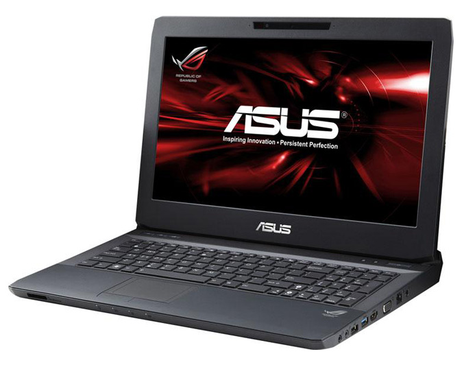 Asus ROG G53SX glasses-free 3D gaming notebook