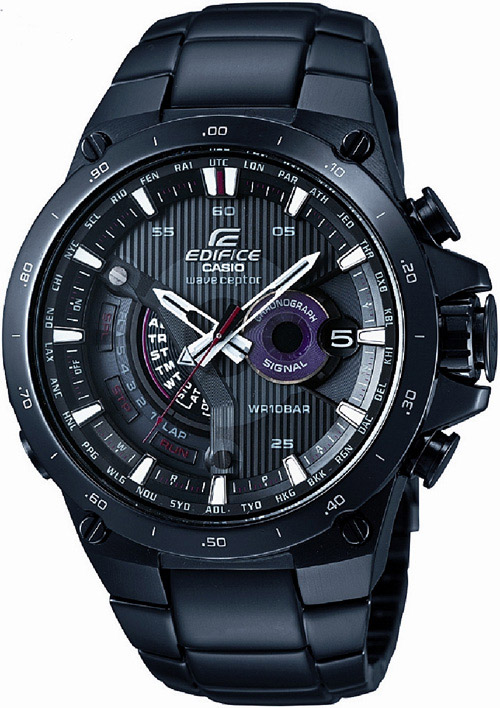 Casio adds a new member to its EDIFICE Black Label collection