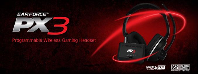 Ear Force PX3 headset