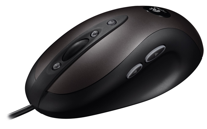 Logitech Optical Gaming Mouse G400