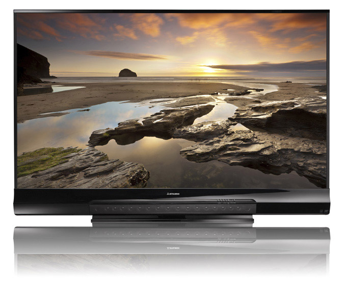 Mitsubishi 2011 HDTV Line-Up pricing