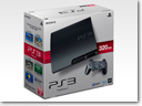 Sony unveils new thinner PlayStation 3 Model in Japan