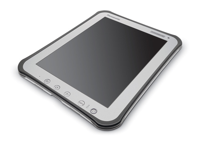 Panasonic reveals Toughbook Android based Tablet